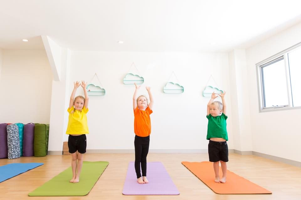Happy Little Yogis with Aimee Angelique